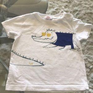 Il Gufo baby boy size 12 month t-shirt